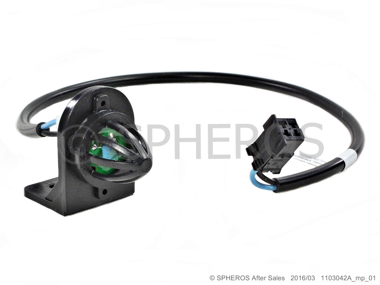 Εσωτερικος αισθητήρας θερμοκρασίας του GL-W520