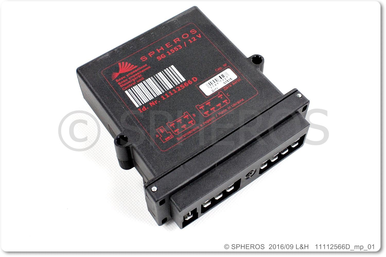 Ηλεκτρονική πλακέτα SG1553 12V