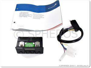 Ψηφιακός χειριστήριο με ρολόι 7 ημερών 24V με αισθητήρα