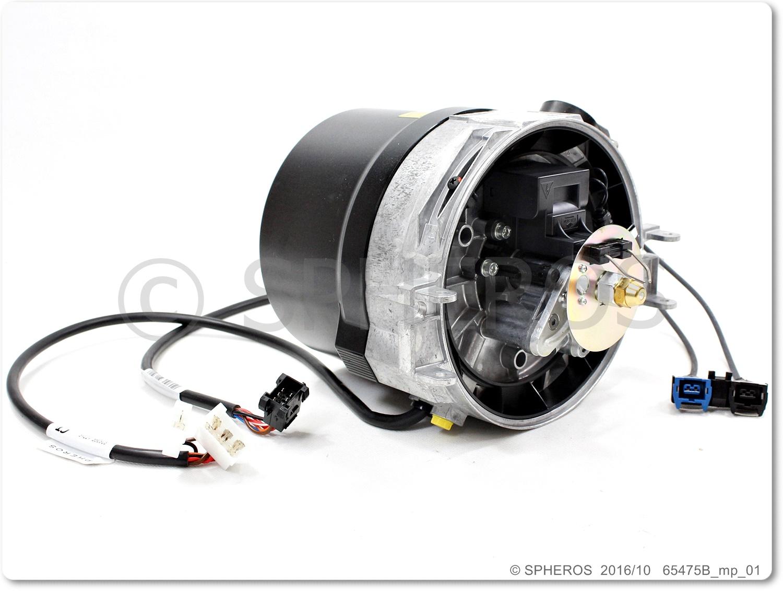 Καυστήρας αντικατάστασης Thermo/ DW230 SP