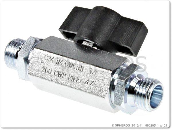 Βαλβίδα χαμηλής (drilling form W/24)