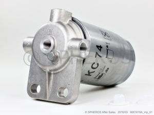 Φίλτρο καυσίμου KKC85/1