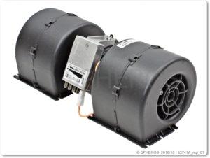 009-B40/VLL-22 24V 4ταχύτητες